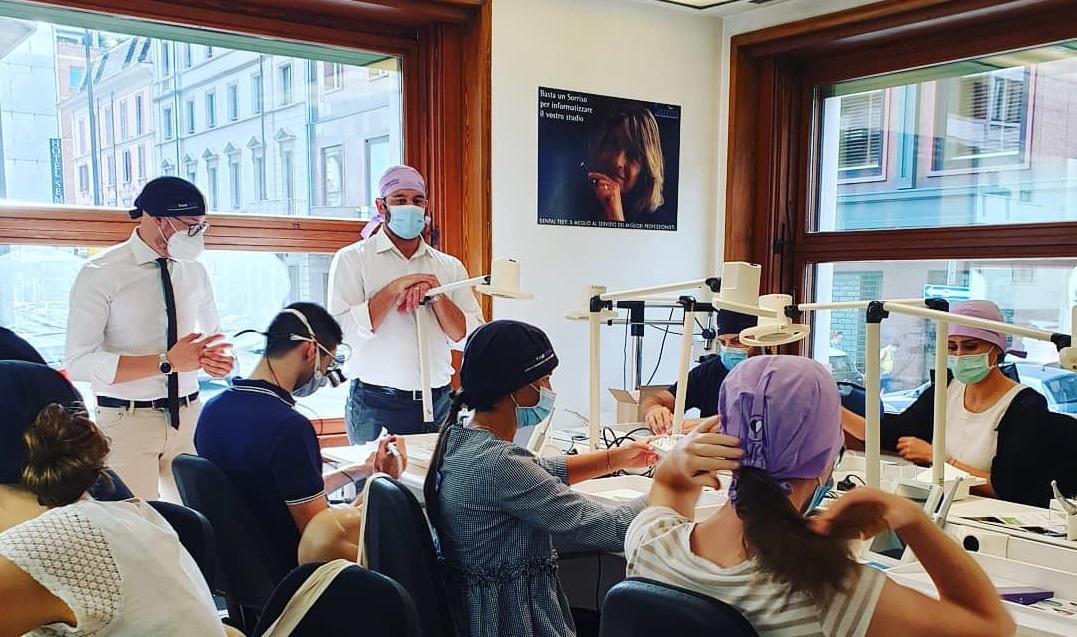 corsi di formazione odontoiatrica
